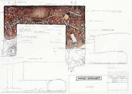 ground plan jussi kivi drawing office