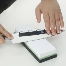 whetstone for kitchen knives new professional knife sharpener angle guide for whetstone