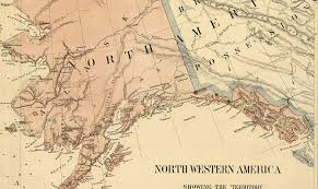 Map Of Russia And Alaska by 1867 The Usa Buys Alaska From Russia History Hit