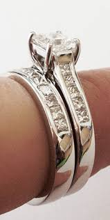 matching wedding rings how to match a wedding ring to an engagement ring