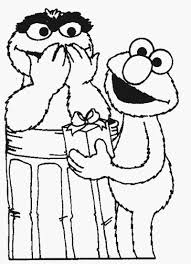 elmo coloring pages color book