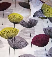 sanderson blackcurrant dandelion clocks fabric options 10