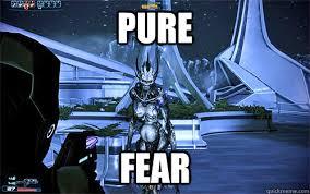 Fear Meme - banshee fears memes quickmeme