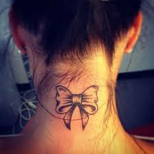 tats designs small breathtaking neck tattoos