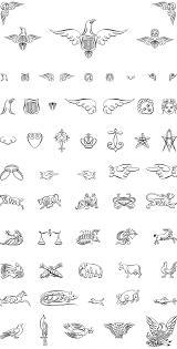 free downloadvintage vector illustrations with a lovely flowing
