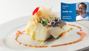 rezepte sterneküche sternekoch rezepte fisch aus norwegen