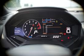 lamborghini reventon speedometer 2015 lamborghini huracán track test the truth about cars