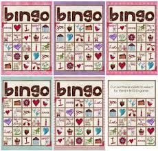 valentines bingo free bingo printable more free valentines