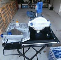 Kobalt 7 In Tile Saw With Stand