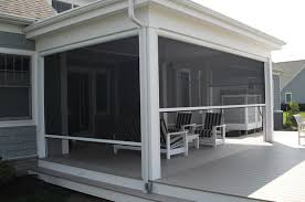 Awnings For Porches Screenmobile Of Cape May And Atlantic Counties Nj Professional
