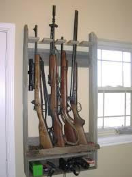 Gun Cabinet Specifications Custom Made Gun Rack Lazy Susan Home Ideas Pinterest Guns