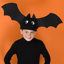 Bat Costume Halloween Don Easy Hat Instant Costume Wear