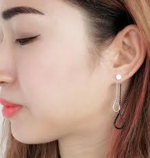 two way earrings two way earring
