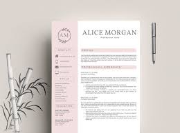 cover letter templates 2 25 best resume template cover letter professional modern