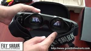 fatshark dominator video goggles for fpv youtube