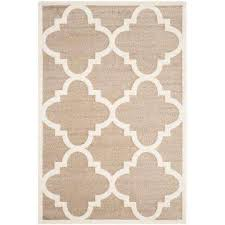 Safavieh Outdoor Rugs Safavieh Beige Outdoor Rugs Rugs The Home Depot