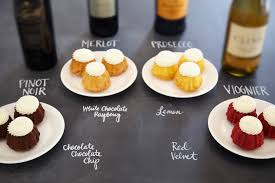 nothing bundt cakes goes perfectly with your favorite wines try
