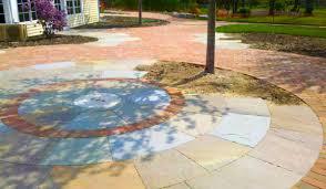 Patio Concrete Pavers by Pavers Hirsch Brick And Stone