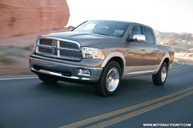 Dodge 1500 Truck Parts - chrysler kills ram two mode hybrid pickup truck after all