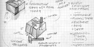 sketching the visual thinking power tool an a list apart article