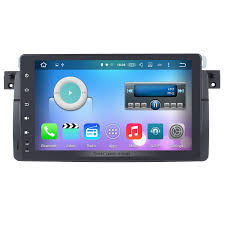 2002 bmw 325i stereo inch radio hd touchscreen android 6 0 for 1998 2006 bmw 3 series