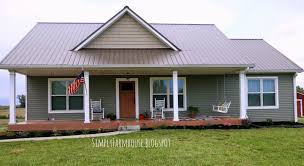 Country House Plans With Wrap Around Porch Simply Farmhouse Simply Farmhouse House Plan The House We