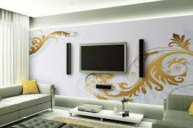 Emejing Interior Design Ideas For Tv Wall Images Interior Design - Lcd walls design