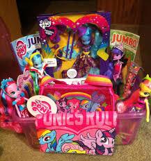 my pony easter basket my pony easter basket for my peanut my favorite board