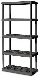 Sterilite Storage Cabinet Valuable Idea Sterilite Shelves Brilliant Ideas Review Of 4 Shelf