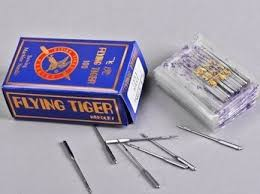 flying tiger needles 2 pack 20 needle 90 14 ha x 1 no 14