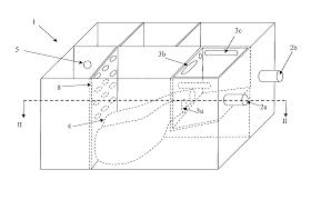patent us20140238925 grease trap with turbulence buffer google