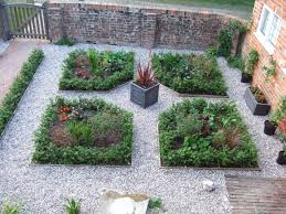 square foot garden layout ideas achievable home garden based on french parterre style home