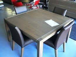 table de cuisine avec rallonge table cuisine avec rallonge table carrace design avec rallonge