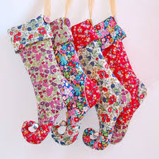 25 adorable and free diy stockings flamingo toes not this fabric