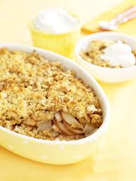apple pear crumble apple and pear crumble bbc good food