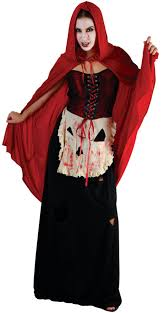 Little Red Riding Hood Makeup For Halloween by Little Dead Riding Hood Costume Plus Size Costumes Mega Fancy
