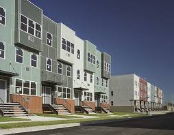 Best Modular Multifamily Housing  Apartments Images On - Sustainable apartment design