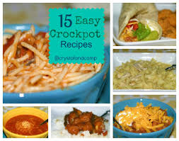 crystalandcomp 15 crockpot recipes crystalandcomp com