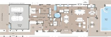 floor plans with inlaw quarters house review multigenerational living professional builder