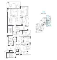 azure floor plan water club north palm beach waterfront luxury condo