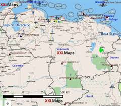 Venezuela Map Tourist Map Of Venezuela Free Download For Smartphones Tablets