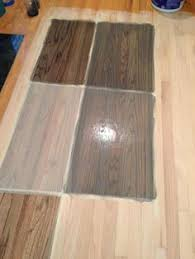 Red Oak Table by Grey Stain On Red Oak Floors Looks More Modern And Lighter To