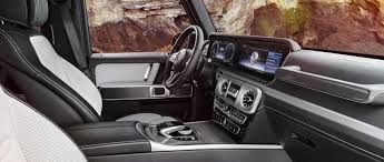future mercedes g class the new mercedes benz g class the interior design
