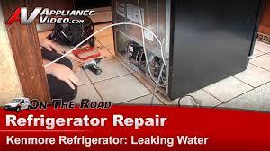 whirlpool under cabinet ice maker sears kenmore whirlpool maytag refrigerator repair diagnostic