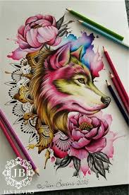 160 best lobos images on wolves wolf tattoos and