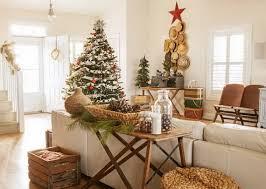 Christmas Interior Design 60 Elegant Christmas Country Living Room Decor Ideas Family