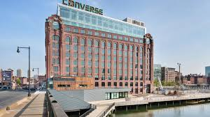 converse officially opens world headquarters in boston and debuts