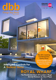 grand design home show london design buy build issue 13 2015 by mh media global issuu