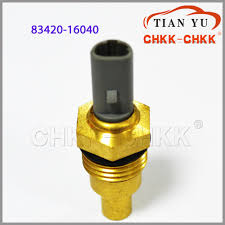 lexus rx300 coolant coolant temperature sensor for toyota lexus coolant temperature
