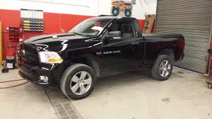 Dodge Ram 4x4 - 2012 dodge ram 1500 express rcsb 4x4 1 4 mile trap speeds 0 60